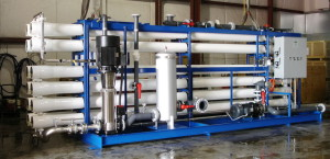 как нержавейка используется для процесса опреснения соленой воды