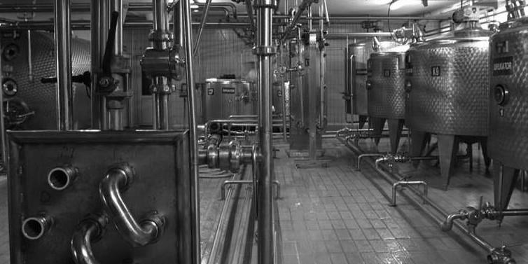 обработка поверхности нержавейки для пищевой отрасли
