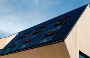 нержавеющая сталь в пассивных солнечных системах