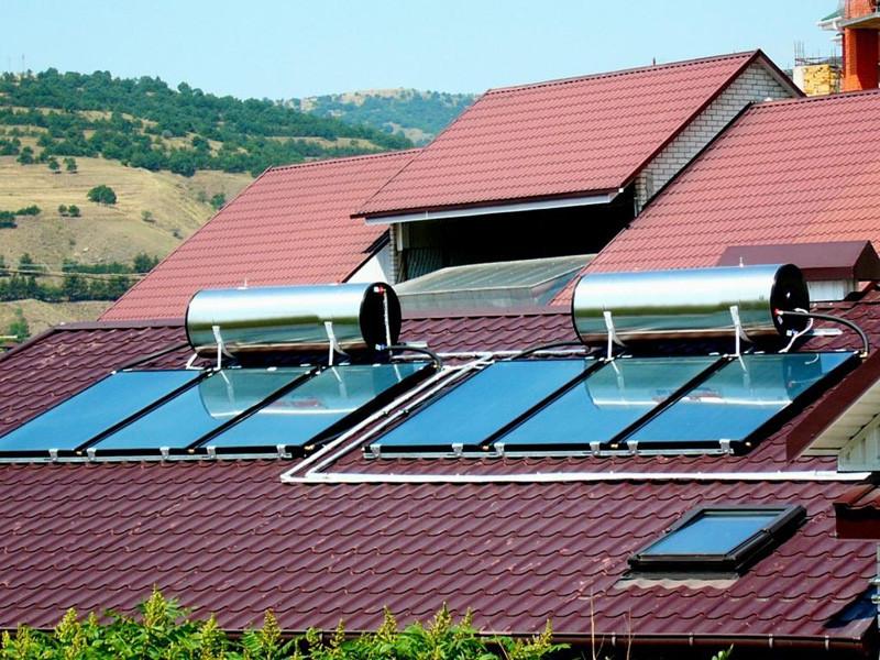 Нержавеющая сталь в солнечных тепловых системах