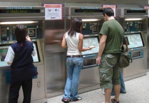как используется нержавейка для автоматов самообслуживания