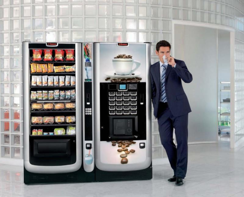 нержавейка для автоматов самообслуживания
