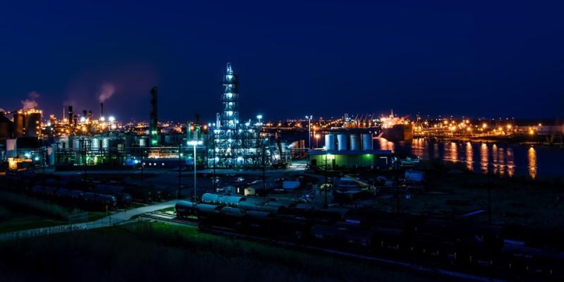 Нержавейка в нефтеперерабатывающей промышленности