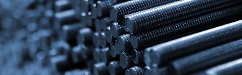 резьбовой стержень из нержавеющей стали