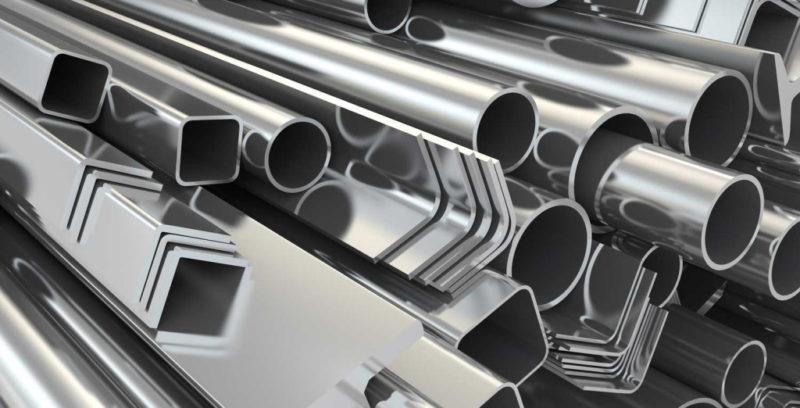 нержавеющая сталь в Москве