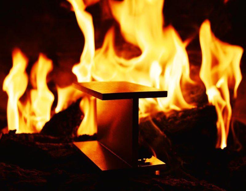 огнестойкость нержавеющей стали