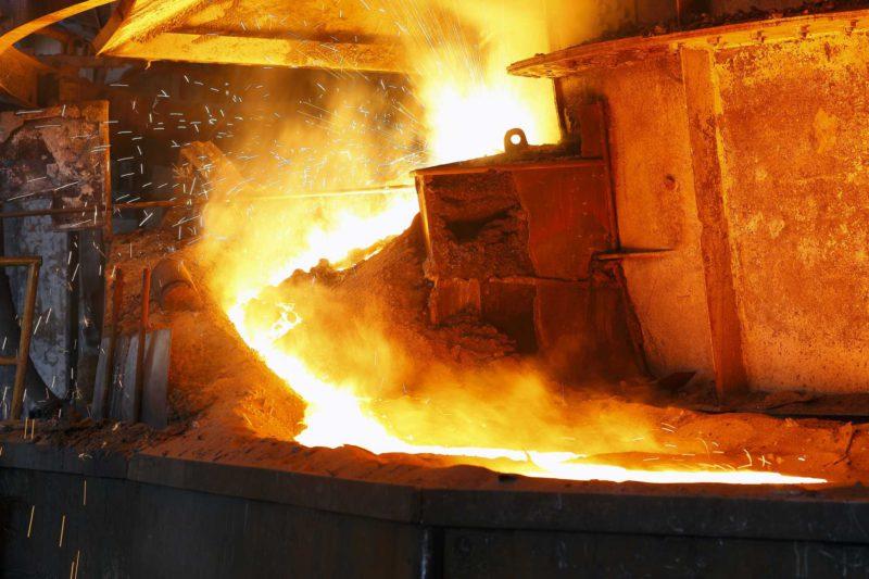 Как изготавливается нержавеющая сталь?