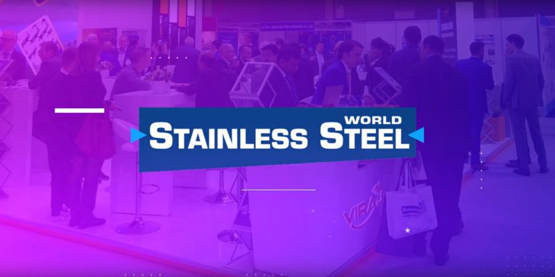 Компания Металлобаза №2 на международной выставке Stainless Steel World 2019