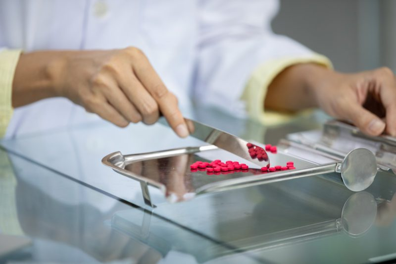 Нержавеющая сталь в фармацевтической промышленности