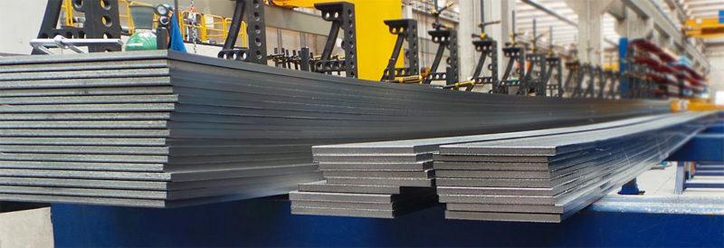 полосы из дуплексной нержавеющей стали