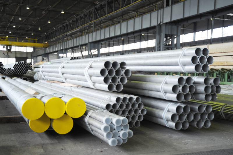 Трубы из нержавеющей стали AISI 304/304L