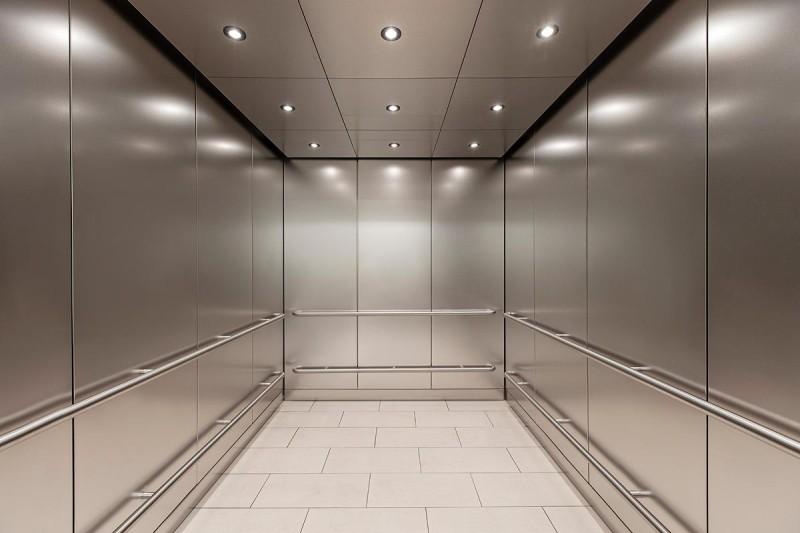нержавейка для отделки лифтов