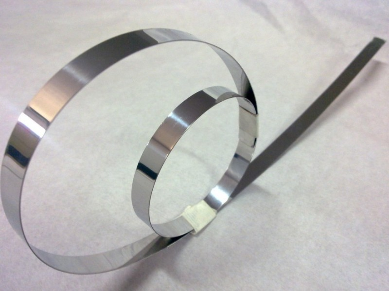 полоса нержавейки 0,5 мм