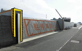 ворота из нержавейки от наводнения