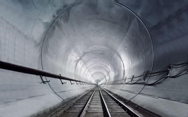 нержавейка для железнодорожных туннелей