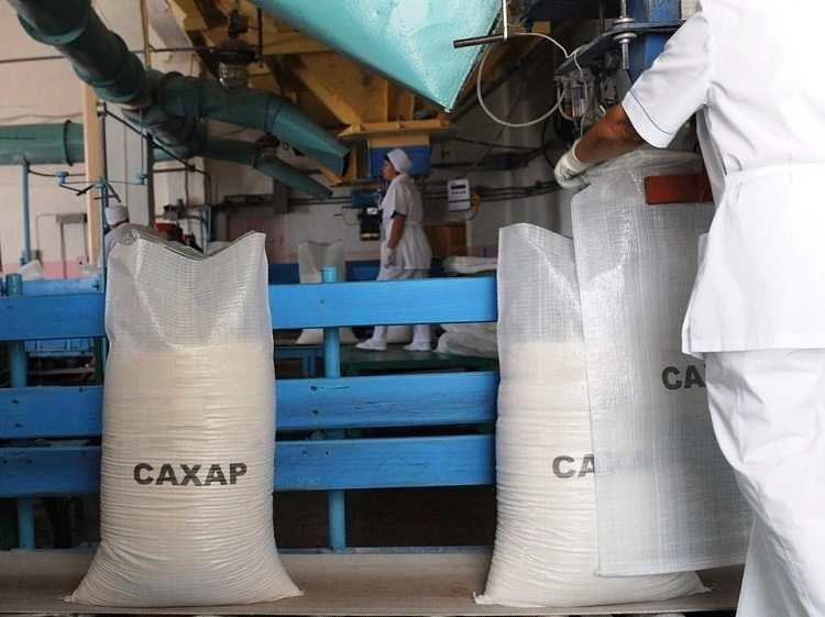 использование нержавейки в сахарной промышленностии