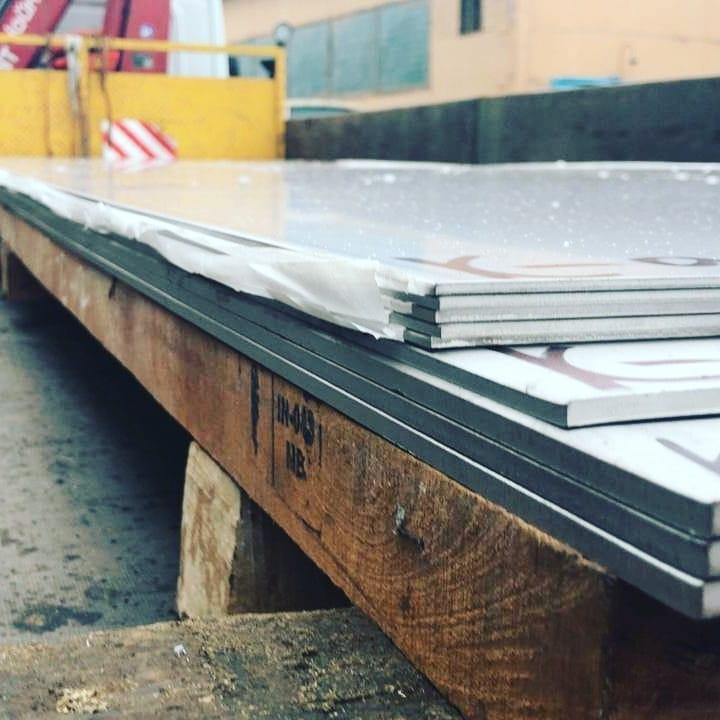 купить нержавеющую сталь в Санкт-Петербурге