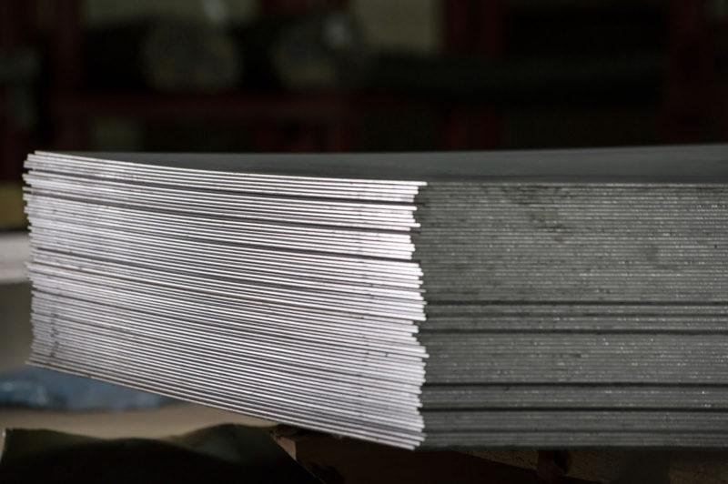 наиболее распространенные типы нержавеющей стали